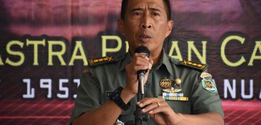"""HUT ke-69 Penerangan:  """"Citra TNI AD Adalah Kita"""""""