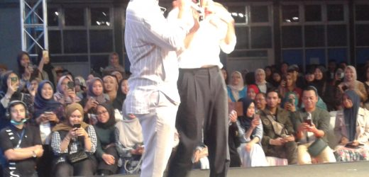 Lina Sukijo tutup Fashionaxy 4.0 diramaikan Yovie & Nuno
