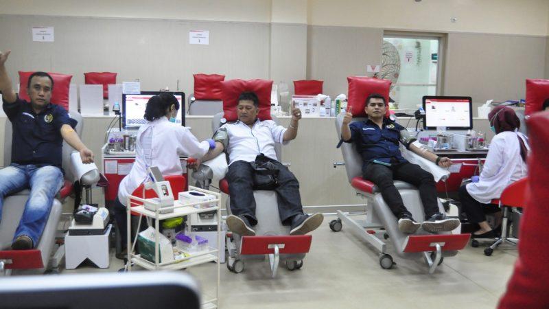 PMI apresiasi donor darah PWI dan IKWI Kota Bandung