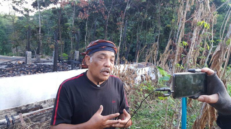 Terduga pelaku pembakar Balegede di Alam Santosa tertangkap