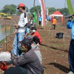 Festival Mancing Di Sungai Citarum meriahkan HUT Ke-75 TNI/ 2020