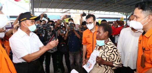 PT Pos Indonesia lakukan langkah extra ordinary di Papua
