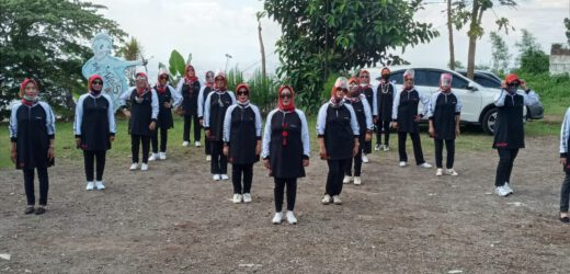 Wekzem Line Dance semangat jaga sehat